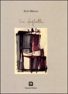 Su foglietti - Zeno Birolli - copertina
