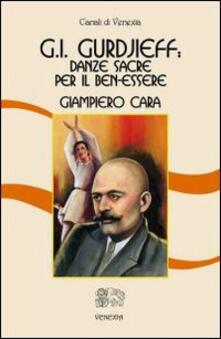 Capturtokyoedition.it George I. Gurdjieff: danze sacre per il ben-essere Image