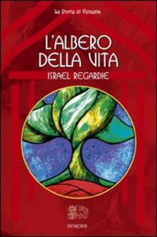 L' albero della vita - Israel Regardie - copertina
