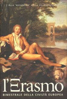 Lascalashepard.it L' Erasmo. Bimestrale della civiltà europea. Vol. 4 Image