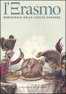 Winniearcher.com L' Erasmo. Bimestrale della civiltà europea. Vol. 18 Image