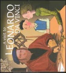 A visit to Leonardo da Vinci - Irene Stellingwerff - copertina