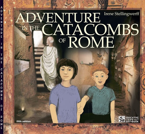Adventure in the catacombs of Rome