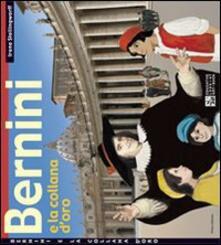 Bernini e la collana d'oro - Irene Stellingwerff - copertina