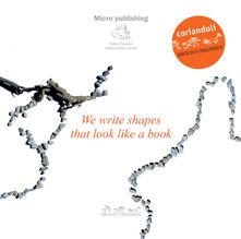 Filippodegasperi.it We write shapes that look like a book Image