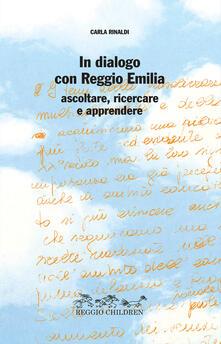 Milanospringparade.it In dialogo con Reggio Emilia. Ascoltare, ricercare e apprendere Image