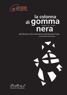 La colonna di gomma nera - Isabella Meninno - copertina