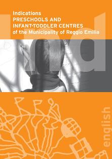 Regolamento scuole e nidi d'infanzia del Comune di Reggio Emilia. Ediz. inglese - copertina