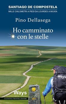 Ho camminato con le stelle. Santiago de Compostela. Mille chilometri a piedi da Lourdes a Muxia - Pino Dellasega - copertina