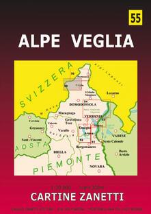Voluntariadobaleares2014.es Alpe Veglia. Val Divedro 1:30.000 Image