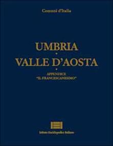 Charun.it Comuni d'Italia. Vol. 28: UmbriaValle d'aosta. Image