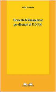 Elementi di management per direttori di UOSM