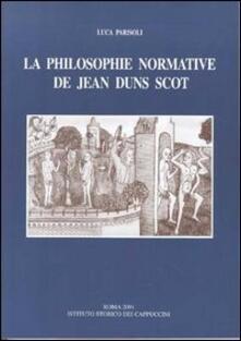 Premioquesti.it La philosophie normative de Jean Duns Scot. Droit et politique du droit Image