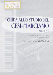 Squillogame.it Guida allo studio del Cesi-Marciano. Con CD Audio Image