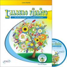 Camfeed.it L' albero fiorito. Con CD Audio Image