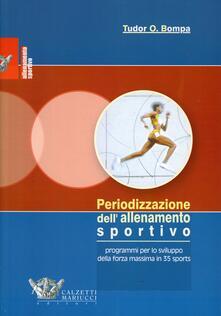 Listadelpopolo.it Periodizzazione dell'allenamento sportivo Image