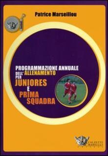 Tegliowinterrun.it Programmazione annuale dell'allenamento per juniores e prima squadra Image