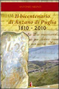 Il bicentenario di Anzano di Puglia