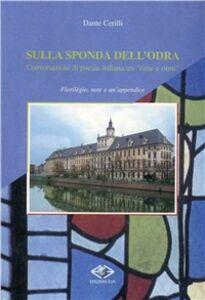 Sulla sponda dell'Odra. Conversazioni di poesia italiana tra «rime e ritmi»