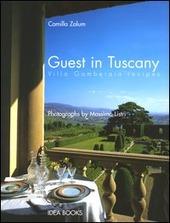 Guest in Tuscany. Villa Gamberaia recipes