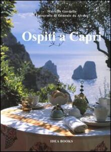 Ospiti a Capri - Mariella Gardella,Gonzalo de Alvear - copertina