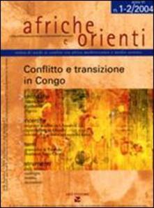 Winniearcher.com Afriche e Orienti (2004) vol. 1-2: Conflitto e transizione in Congo Image