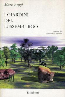 Osteriacasadimare.it I giardini del Lussemburgo Image