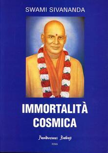 Listadelpopolo.it Immortalità cosmica Image