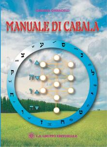 Grandtoureventi.it Manuale di cabala Image