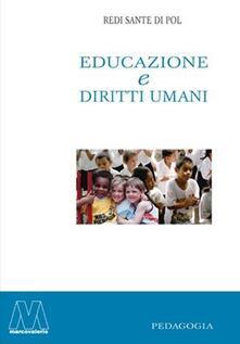 Educazione e diritti umani - Redi S. Di Pol - copertina