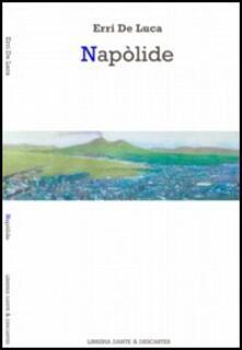 Napòlide - Erri De Luca - copertina