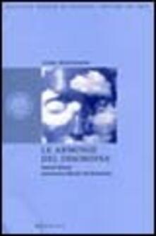 Le armonie del disordine. Norbert Wiener matematico-filosofo del Novecento.pdf