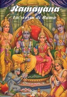 Ramayana. La storia di Rama - copertina