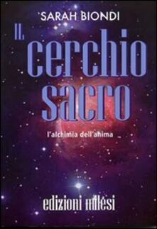 Il cerchio sacro - Sarah Biondi - copertina