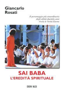 Winniearcher.com Sai Baba. L'eredità spirituale Image