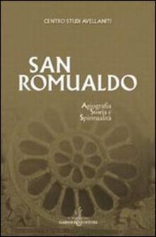 San Romualdo. Storia, agiografia e spiritualità. Atti del 23° Convegno del Centro studi avellaniti (Fonte Avellana, 23-26 agosto 2000) - copertina