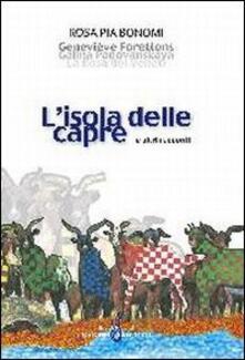 L' isola delle capre e altri racconti - Rosapia Bonomi - copertina