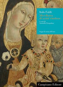 Miscellanea di scritti viterbesi - Italo Faldi - copertina