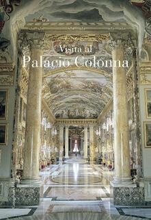 Visita a Palazzo Colonna. Ediz. spagnola - copertina