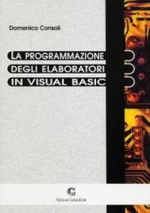 La programmazione degli elaboratori in Visual Basic