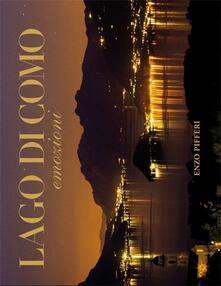 Lago di Como. Emozioni-Como Lake. Emotions. Ediz. illustrata - Enzo Pifferi - copertina
