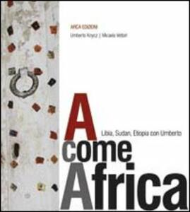 A come Africa