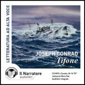 Tifone. Audiolibro. CD Audio formato MP3. Ediz. integrale
