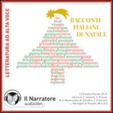 Racconti italiani di Natale. Audiolibro. 2 CD Audio - copertina