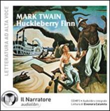 Huckleberry Finn. Audiolibro. CD Audio formato MP3. Ediz. integrale.pdf