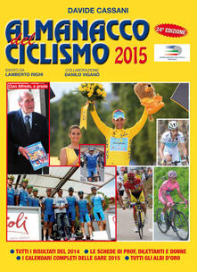 Winniearcher.com Almanacco del ciclismo 2015 Image