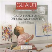 Carta nazionale del nido Montessori - copertina