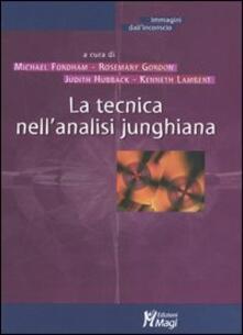 La tecnica nell'analisi junghiana - copertina