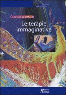 Le terapie immaginative - Claudio Widmann - copertina