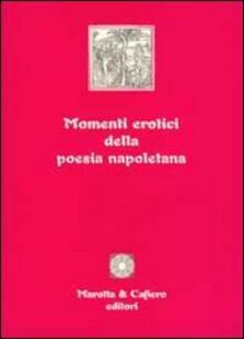 Momenti erotici della poesia napoletana - copertina